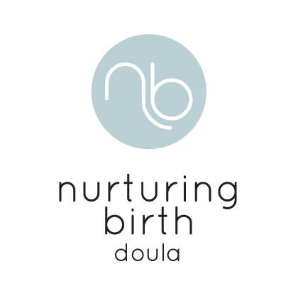 nurturing birth doula logo